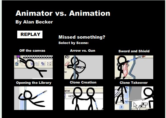 Animator vs. Animation